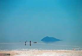 وضعیت دریاچه ارومیه همچنان بحرانی است