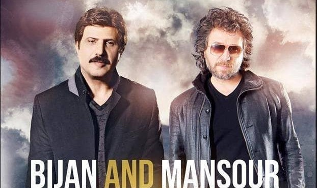 Bijan Mortazavi and Mansour Live