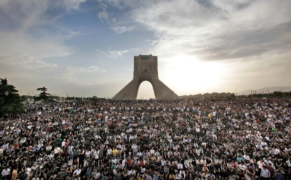 Ali Honari: Social movements and collective actions in Iran