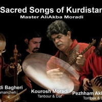 Kurdish Sacred Music with Aliakbar Moradi & Pezhham Akhavass