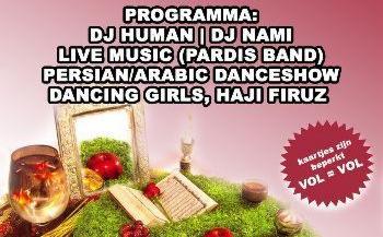 Perzisch Nieuwjaarsfeest (Nowruz Party)