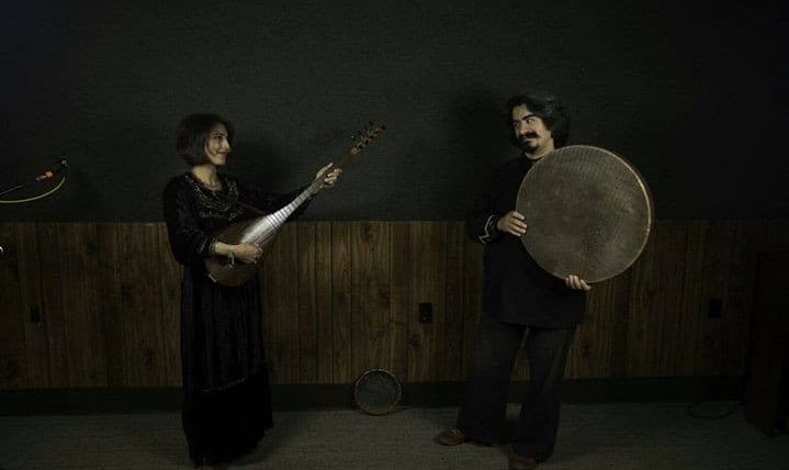 Jan and Tovas Porvas Live, Iranian Cultural Sufi Music