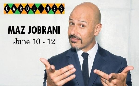 Maz Jobrani Live, Stand Up Comedy in New York