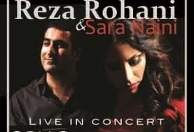 Reza Rohani & Sara Naini: A Night of Persian Jazz
