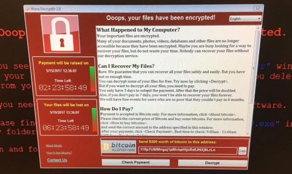 آغاز حمله سایبری