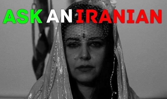 از ایرانیان نترسید، از آنها سوال کنید: با نژاد پرستی مقابله کنید