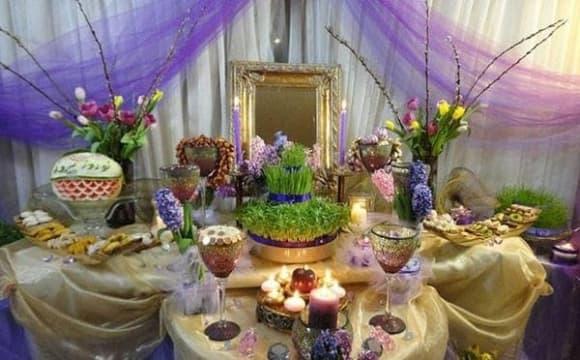 Persian Nowruz Market