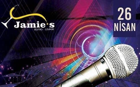 Persian Karaoke Night 26 Nisan Çarşamba