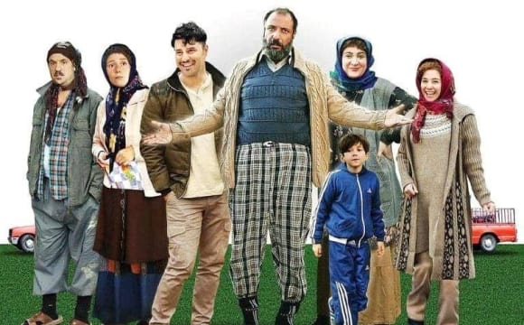 Screening of Zapas: Iranian Comedy, Movie Night With Shabnam Moghaddami