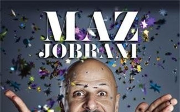 Maz Jobrani live: My Lion is Moist Tour