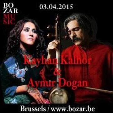 Kayhan Kalhor, Aynur Dogan, Salman Gambarov & Cemil Qocgiri