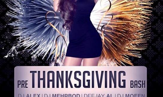 12th Annual Pre-Thanksgiving Bash