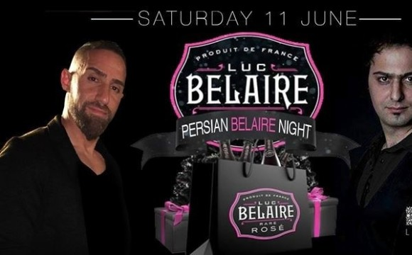 Persian Belaire Night: Pichak Band & DJ Amir Ghavami