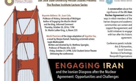 Juan Cole: Engaging Iran and the Iranian Diaspora