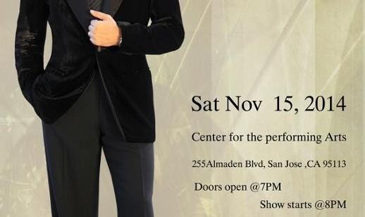 Omid Concert in San Jose