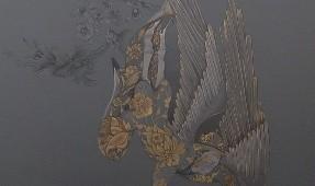 Painting Exhibition by Ghazaleh Mousavi