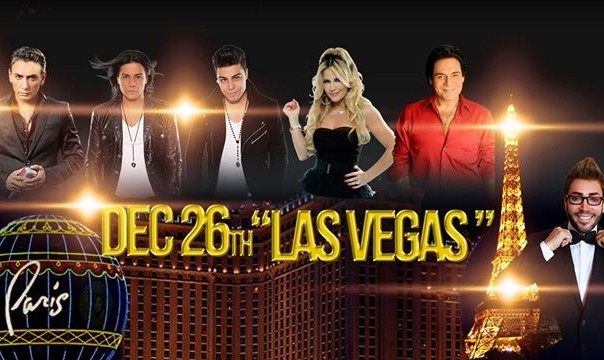 Iranian Christmas Concert in Las Vegas