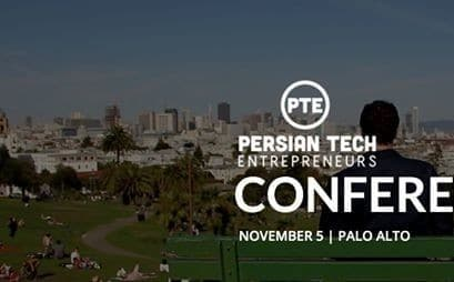 6th Annual Persian Tech Conference: PTE 6 with Pedram Keyani