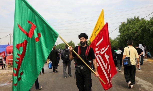 In Pictures: Millions of Shias Parade in Iraq To Commemorate Imam ...