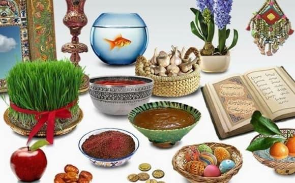 Kid Friendly Nowruz Bazaar