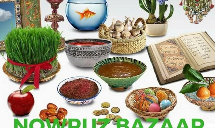 Kid Friendly Nowruz Bazaar