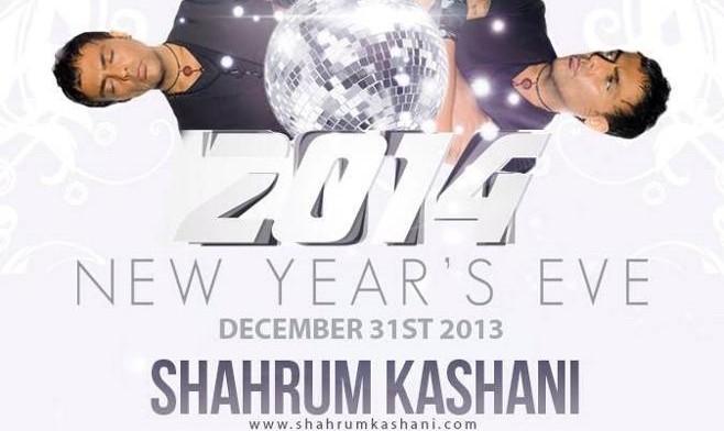 Shahram K Concert in Orange County