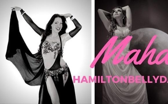 Persian Dance Intensive with Iana in Hamilton