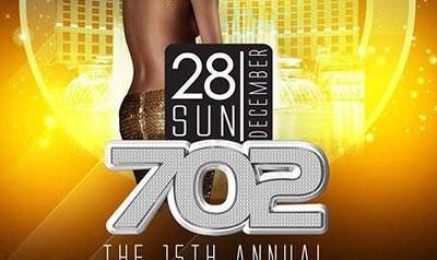 Las Vegas 702 Party 2014 (Day 5)
