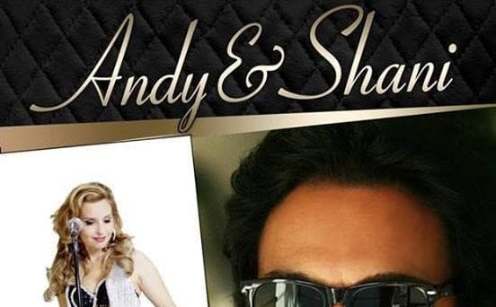 Andy and Shani Concert in Calgary