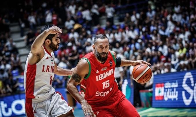 بیاحترامی لبنانیها به سرود ایران در کاپ بسکتبال آسیا