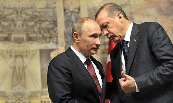 دیدار مهم پوتین و اردوغان: همکاری در سوریه و نیروی هسته ای