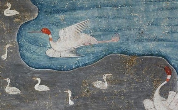 Lecture: Songbirds and Dragons in Persian and Mughal Art