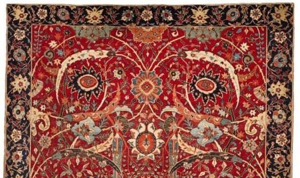 آیا قالیچه 8 میلیون دلاری حراج نیویورک گرانقیمتترین قالیچه ...