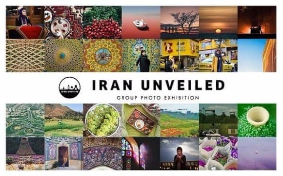 Group Photo Exhibition: Iran Unveiled (Opening Reception Sept. 17)