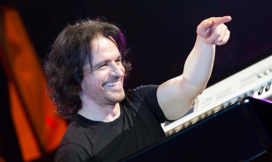 An Evening in Conversation with Yanni, in Washington, D.C.
