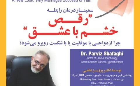 Dr. Parviz Shafaghi: The Dance of Anger and Love, Marital Stability