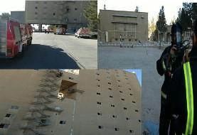 (ویدیو) ماجرای انفجار امروز در سیلوی سمنان چه بود؟