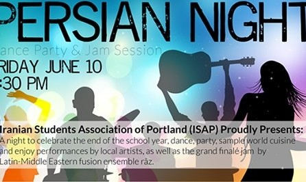Dance Me to the End of Love!, a Persian Night of Music and Dance