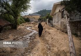 سیل و آبگرفتگی در ۷ استان کشور: سه کشته بر اثر سیل و طوفان در استان خوزستان