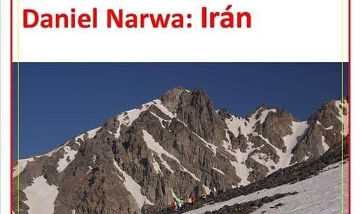 iran: Daniel Narwa cesta do Íránu