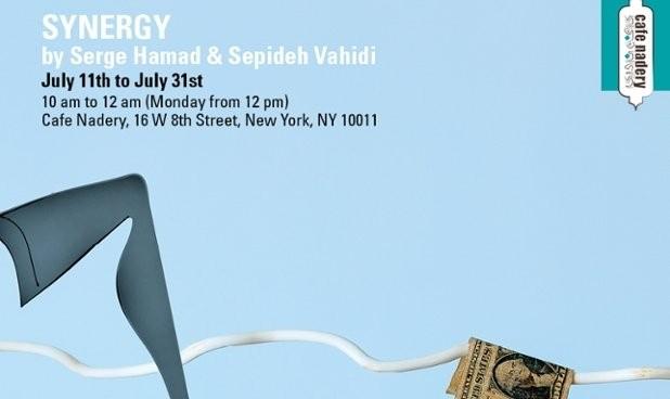 Synergy: An Elaborate Collaboration of Serge Hamad & Sepideh Vahidi