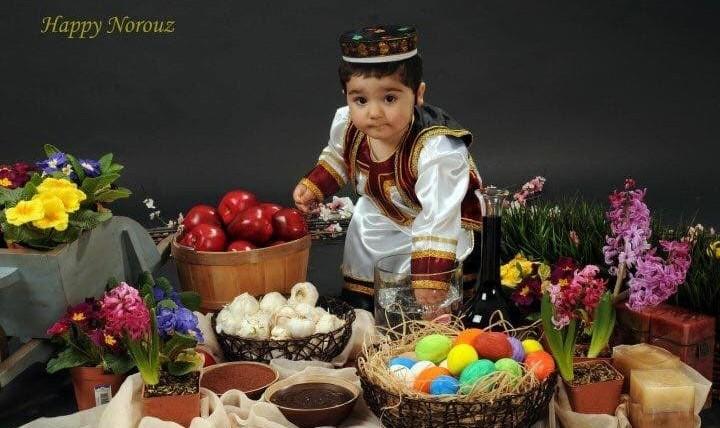 Farsi Story Time with Norouz Celebration