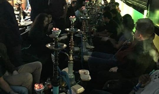 Belly Dance and Persian Social Shisha Night