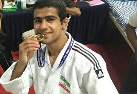 Iranian Judo champion stays back in Europe, possibly as asylee