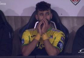 اشتباه مرگبار رامین رضاییان که منجر به شکست تیمش شد: اشکهای رامین سوژه رسانههای بلژیک (عکس)
