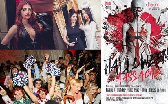 Halloween Massacre: Spooktacular Persian Halloween Party in Toronto