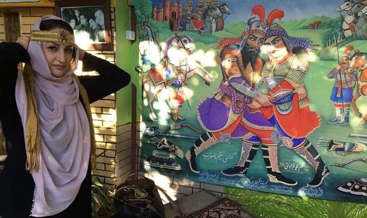 هنر در اجتماع ایران، نقّالی، شاهنامه، کنسرت نامجو