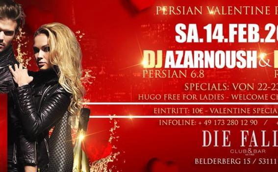 Persian Valentine Presents in FALLE Bonn