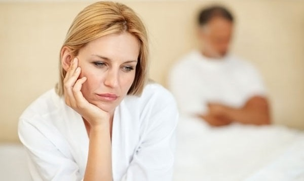 Emotional divorce in couples