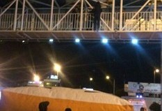 Two more girls commit suicide from Chamran Bridge in Isfahan